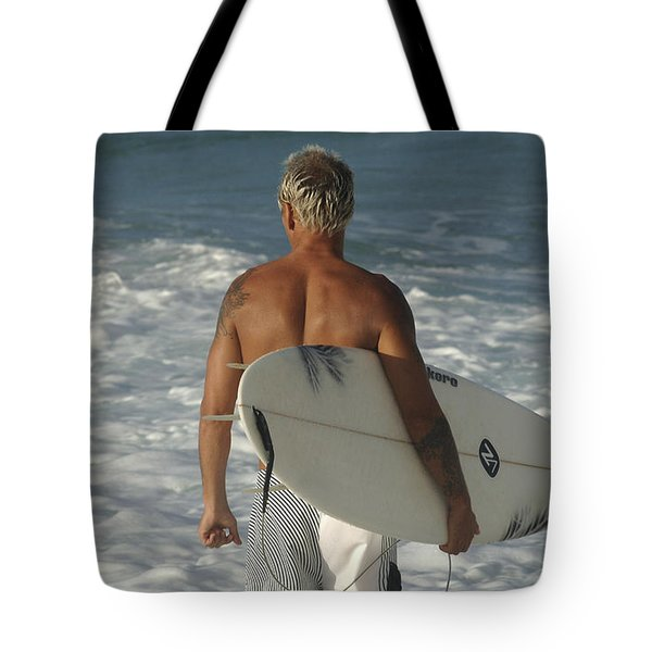 Ready To Go Tote Bag by Bob Christopher