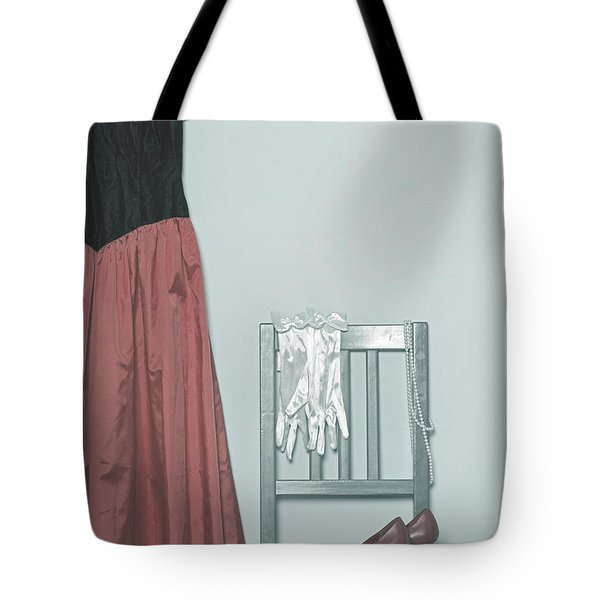 Ready To Go Out Tote Bag by Joana Kruse