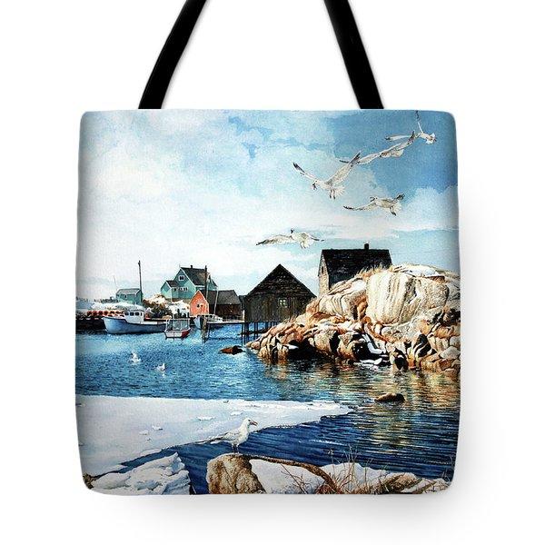 Reason To Believe Tote Bag by Hanne Lore Koehler