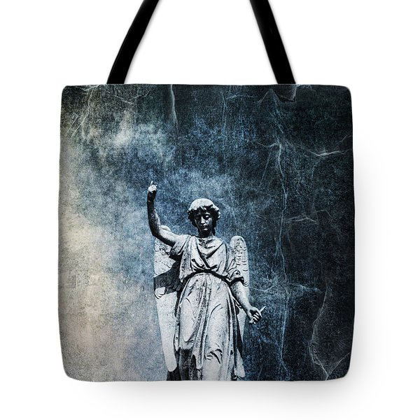 Reckoning Forces Tote Bag by Andrew Paranavitana