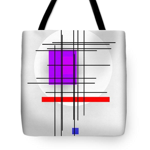 Reckoning Tote Bag by Richard Rizzo