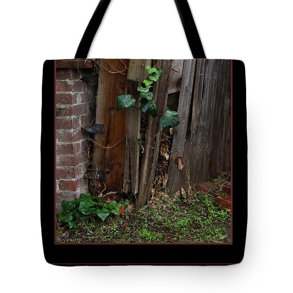 Reclaim No.3 Tote Bag by Peter Piatt