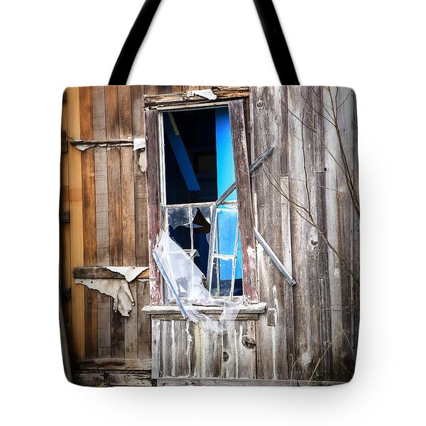 Red and White and Blue Tote Bag by Caitlyn  Grasso