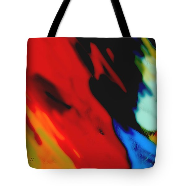 Red Hot Fiesta  Tote Bag by Ann Powell