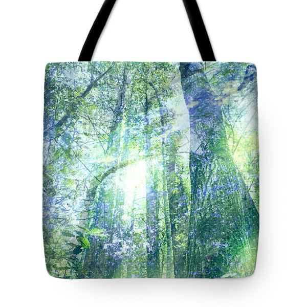 Redwood Dreams Tote Bag by Nicole Swanger