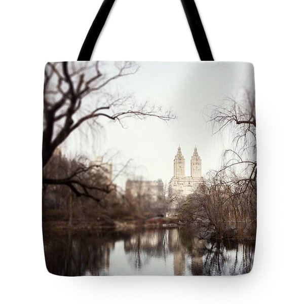 Reflected Tote Bag by Lisa Russo