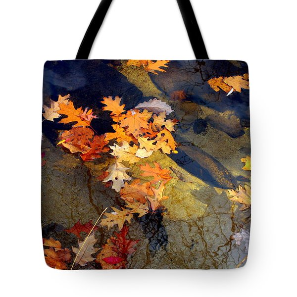 Reflection Tote Bag by Marcia Lee Jones