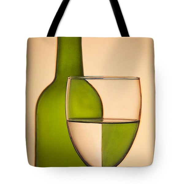 Reflections And Refractions Tote Bag by Susan Candelario