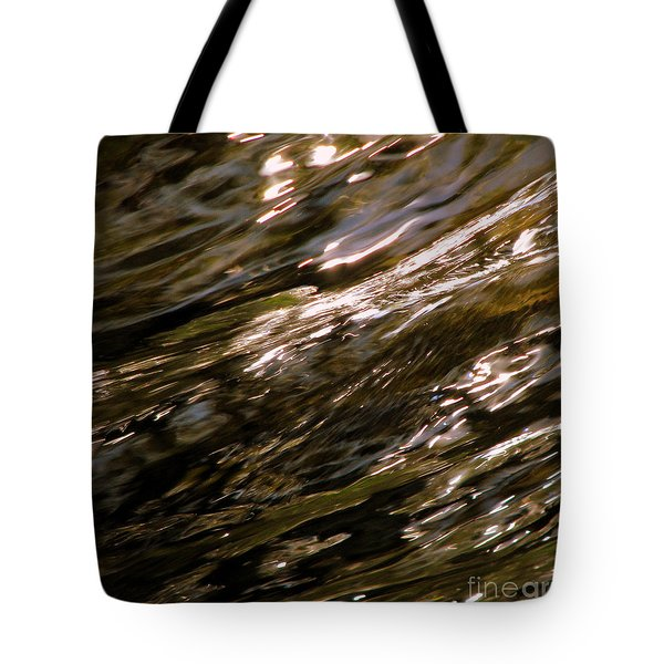 Reflections Tote Bag by C Ray  Roth