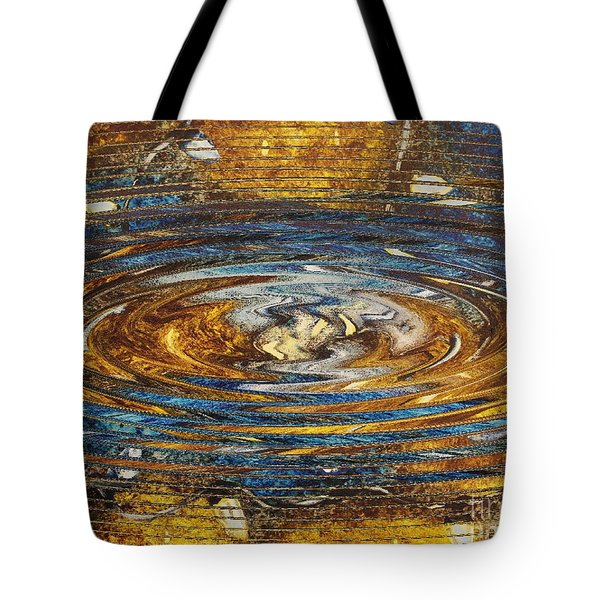 Reflections Of Christmas #4 Tote Bag by Wayne Cantrell