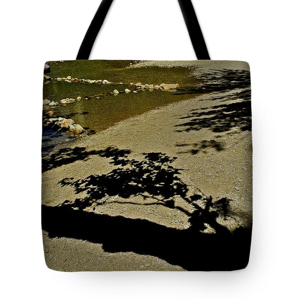 Reflections On A River Tote Bag by Kirsten Giving