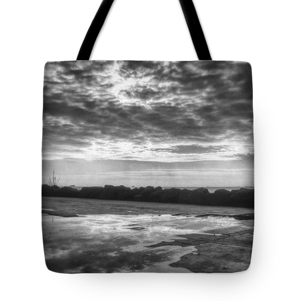 Reflections Tote Bag by Taylan Soyturk