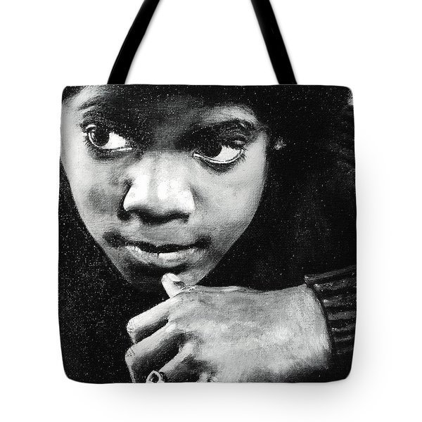 Reflective Mood  Tote Bag by Cassandra Allsworth