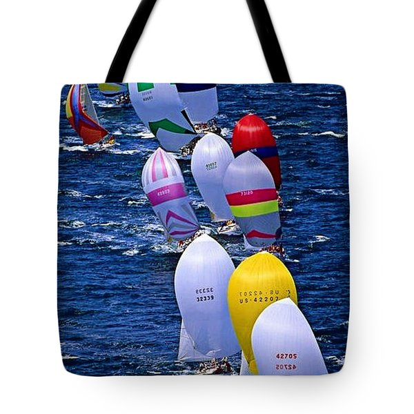 Regatta Tote Bag by M and L Creations