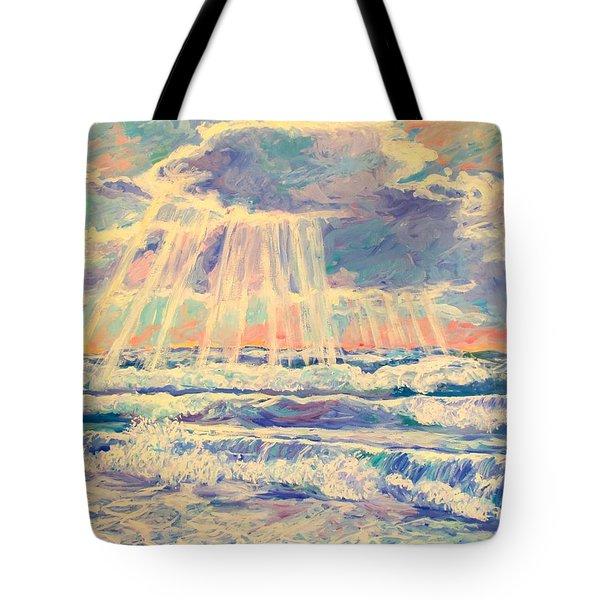 Rehoboth Light Tote Bag by Kendall Kessler