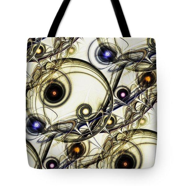 Rejuvenation Tote Bag by Anastasiya Malakhova