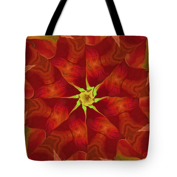 Release of The Heart Tote Bag by Deborah Benoit