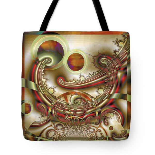 Rem Sleep Tote Bag by Wendy J St Christopher