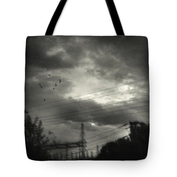 Remember Tote Bag by Taylan Soyturk