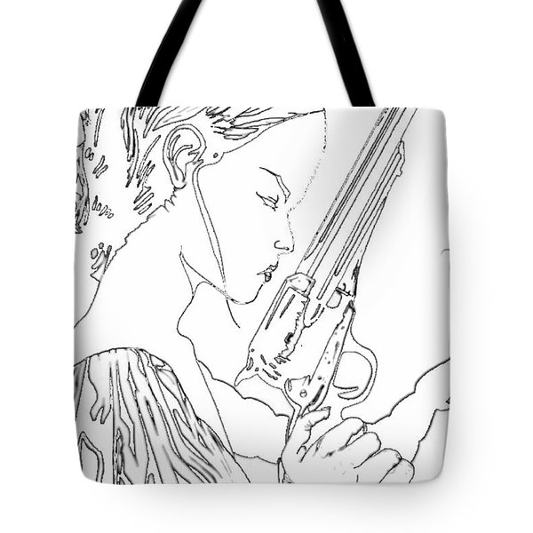 Remembering The Face Of Our Father Iced Edtion Tote Bag by Justin Moore