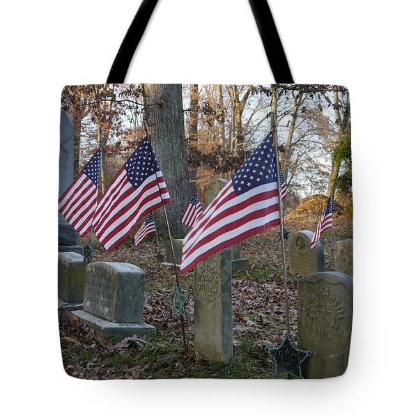 Remembering The Heroes Of Old Tote Bag by Richard Reeve