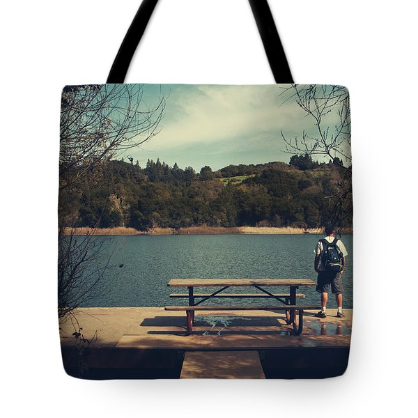 Remembering When Tote Bag by Laurie Search
