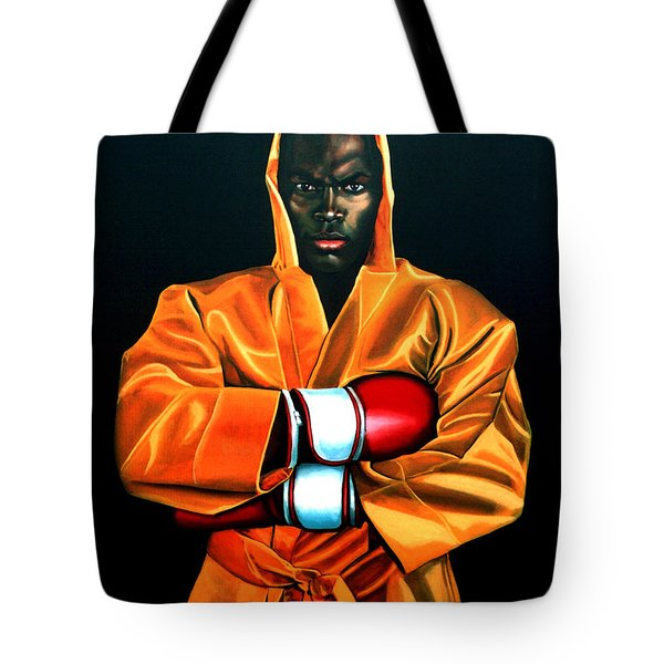 Remy Bonjasky Tote Bag by Paul  Meijering