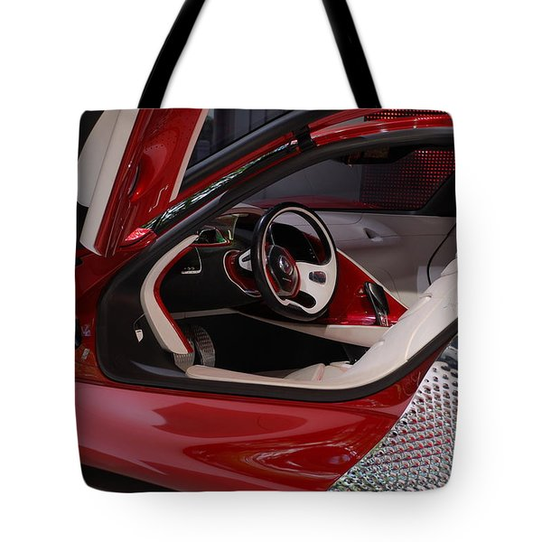 Renault DEZIR Tote Bag by Dany  Lison
