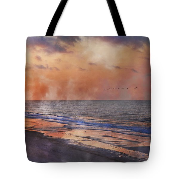 Renewed Tote Bag by Betsy A  Cutler
