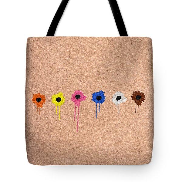Reservoir Dogs - 2 Tote Bag by Ayse Deniz