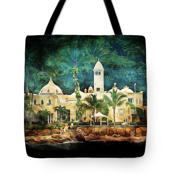 Resort Tote Bag by Athala Carole Bruckner
