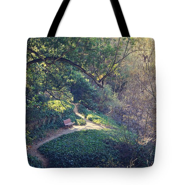 Rest Your Soul Tote Bag by Laurie Search