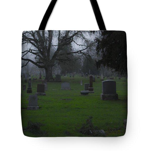 Restful Night Tote Bag by Jean Noren