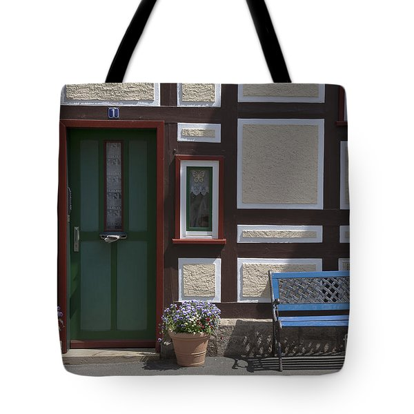 Resting Place Tote Bag by Heiko Koehrer-Wagner