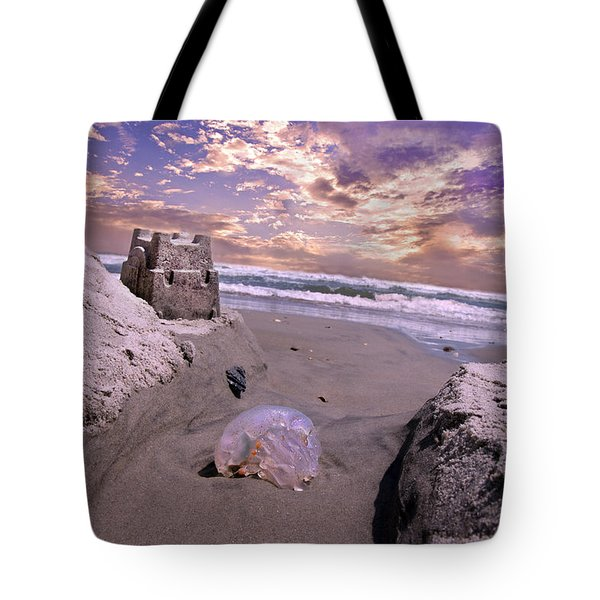 Returning Home Tote Bag by Betsy C Knapp