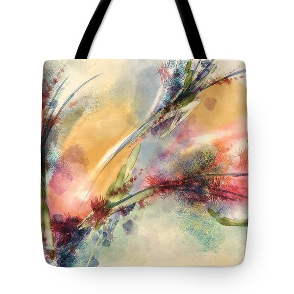 Reve Tote Bag by Francoise Dugourd-Caput