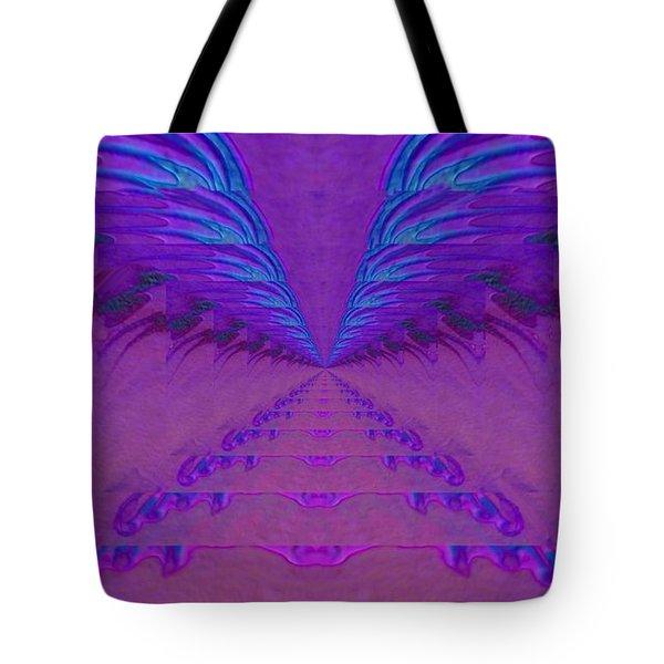 Rhapsody Tote Bag by Mike Breau