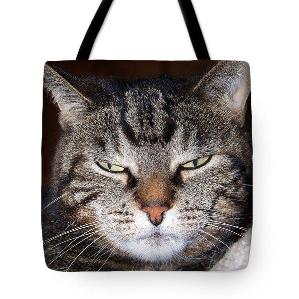 Rhythm Tote Bag by Eunice Miller