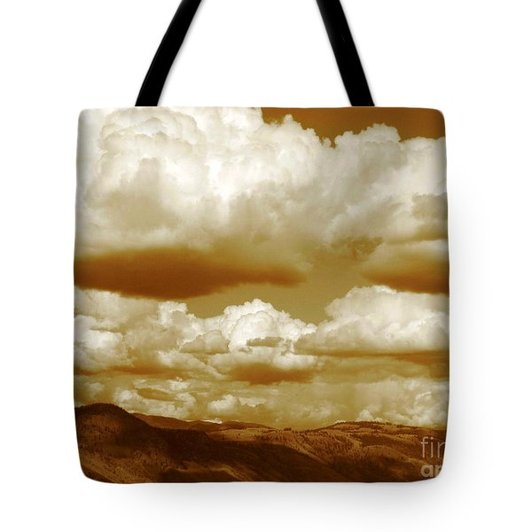 Rich Moment Tote Bag by Kathy Bassett