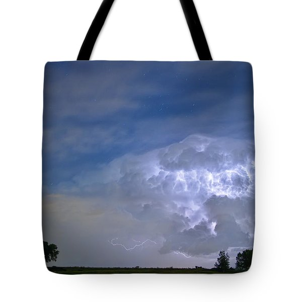Riders On The Storm  Tote Bag by James BO  Insogna