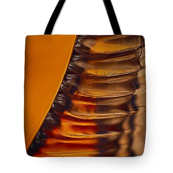 Ridges Tote Bag by Omaste Witkowski