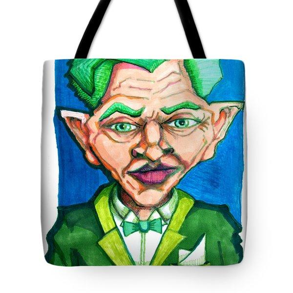 Ridiculously Successful Future Self Tote Bag by Del Gaizo