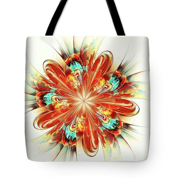 Riot Tote Bag by Anastasiya Malakhova