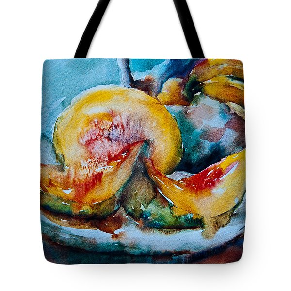 Ripe And Juicy Tote Bag by Jani Freimann