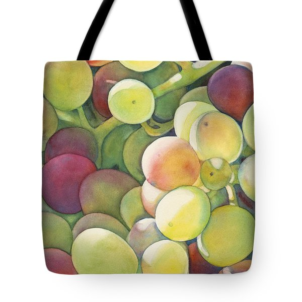 Ripening Tote Bag by Sandy Haight