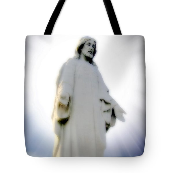 Risen Tote Bag by Brian Wallace