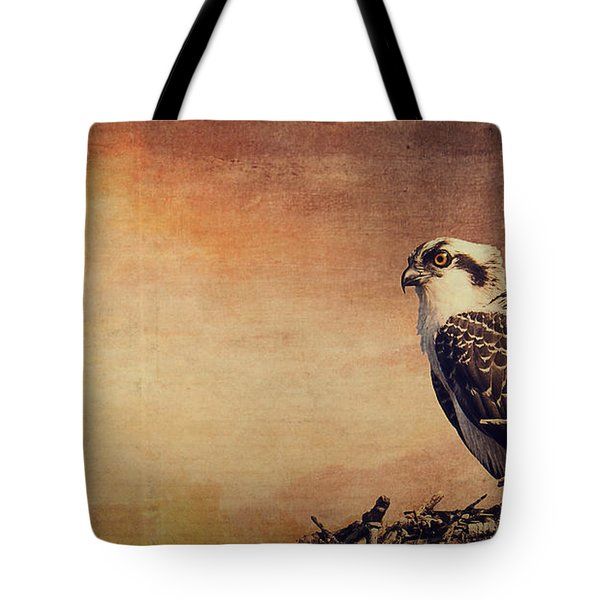 Rising Sun Tote Bag by Edward Fielding