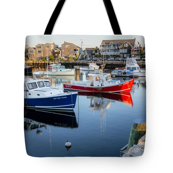 Risky Business After Five Tote Bag by Susan Candelario