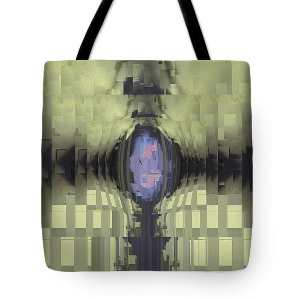 Riven Tote Bag by Tim Allen