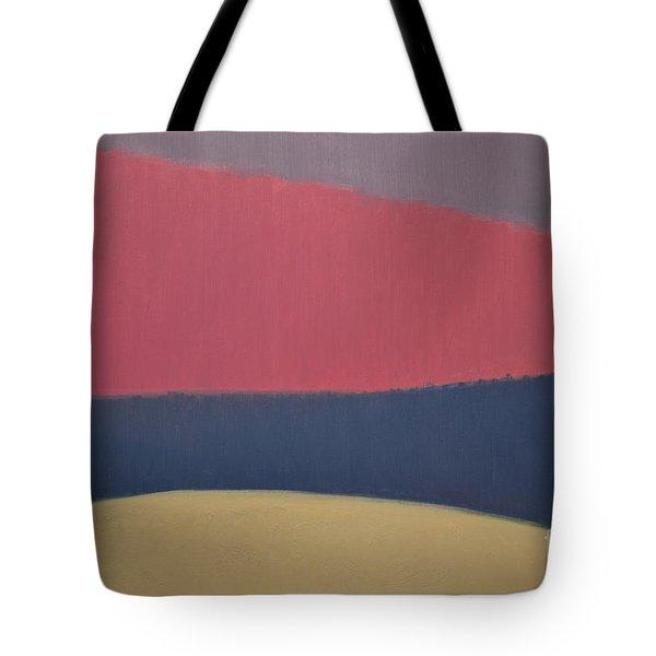 River Tote Bag by Karen Francis